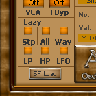 Arracis Gold Pro - Lazy buttons