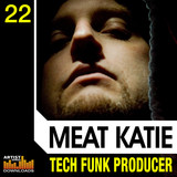 Loopmasters Meat Katie - Tech Funk Producer