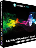 Producer Loops Liquid Drum & Bass