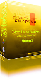 PRO-Motion Samples Electro House Basslines Volume 3