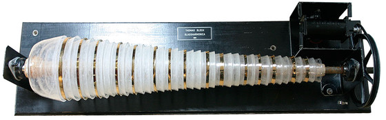 Soniccouture Glass Works - Glass Armonica