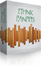 Soundprovocation Ethnic Panpipes
