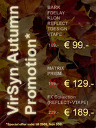 VirSyn Autumn 2009 Promotion
