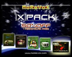 Morevox XPACK