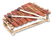 Bolder Sounds Soprano and Baritone African Marimbas