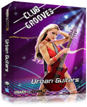 Equinox Sounds Club Grooves: Urban Guitars
