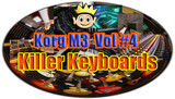 Kid Nepro Korg M3 Volume #4 - Killer Keyboards