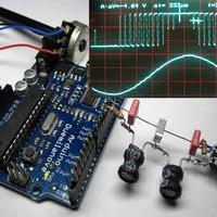 Lab3 Arduino Sine wave Generator
