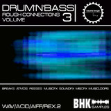 Loopmasters Drum'N'Bass Rough Connections Vol. 3