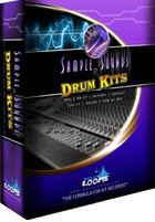 Nova Loops Candy Painted Dirty South Drum Kits