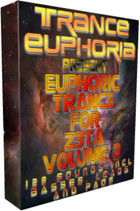 Producer Loops Euphoric Trance for Z3TA+ Volume 3
