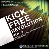 Sounds of Revolution Kick Free Revolution 2
