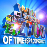 Time+Space Giant Prize Bundle