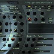 u-he MFM2 (More Feedback Machine 2)