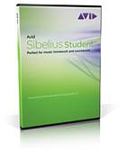 Avid Sibelius Student
