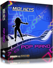 Equinox Sounds MIDI Keys: Pop Piano