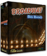 Fable Sounds Broadway Big Band
