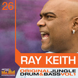 Loopmasters Ray Keith Original Jungle Drum & Bass Vol 1