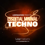 Loopmasters Essential Minimal Techno