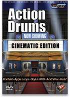 Nine Volt Audio Action Drums: Cinematic Edition