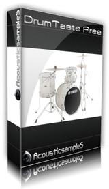 Acousticsamples DrumTaste Free