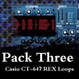 Dan303 Pack Three: Casio CT-647