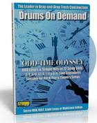 Drums On Demand Odd Time Odyssey