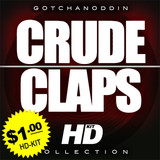 GotchaNoddin Crude Claps