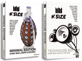 Best Service K-Size Minimal & Techhouse Edition