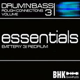 Loopmasters BHK Drum & Bass Rough Connections Vol. 3 - Essentials