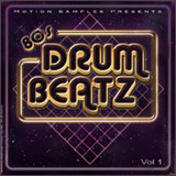Motion Samples 80s Drum Beatz