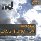 No Dough Music Micropak 001: Bass Function