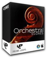 Prime Loops Orchestral Scores