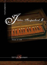 Realsamples Italian Harpsichord II