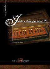 Realsamples Italian Harpsichord II