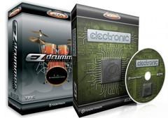 Time+Space EZdrummer EZX Promo