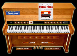 Virtual Piano