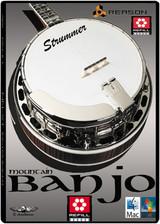 AudioWarrior Mountain Banjo