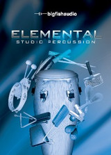 Big Fish Audio Elemental Studio Percussion