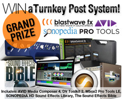 Blastwave FX / Avid Competion and Giveaway