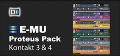 Digital Sound Factory E-MU Proteus Pack for Kontakt