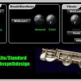 HV Synth Design Total Flute
