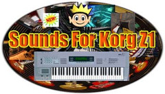 Kid Nepro Korg Z1 Volume 1 and 2