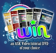 Time+Space ASK Video tutorial DVD contest
