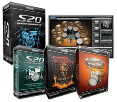 Time+Space Toontrack Superior Drummer 2.0 promo