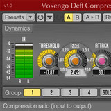 Voxengo Deft Compressor