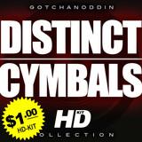 GotchaNoddin.com Distinct Cymbals