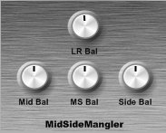 Audioteknikk MidSideMangler