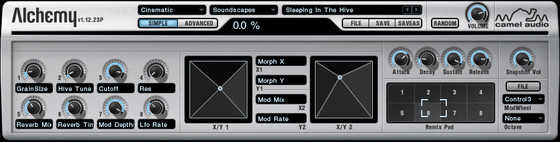 Camel Audio Alchemy Player