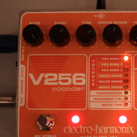 Electro Harmonix V256 Vocoder